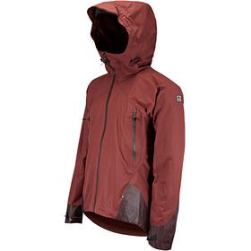 """Klättermusen M's Einride Jacket Burnt Lava"""